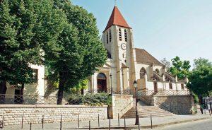 Eglise de Saint-Germain de Charonne