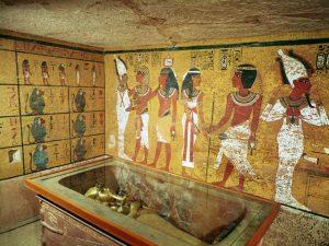 La tombe de Toutankhamon : l'envers du décor