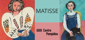 Exposition MATISSE au Musée Georges Pompidou